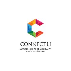 Connectli.com Award For Pool Company on Long Island